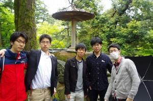 金沢観光中