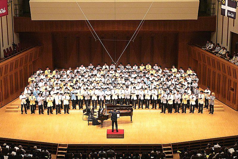 日記第64回東京六大学合唱連盟定期演奏会が開催されました!日記