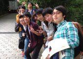 恵明学園への道中